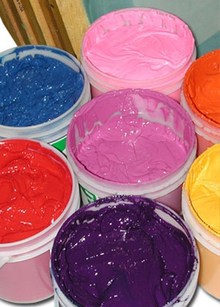 Screen Printing Cleaners